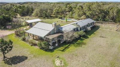 Fischer TX Single Family Home For Sale: $769,000