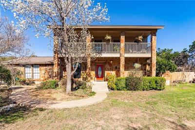 Leander Single Family Home For Sale: 13109 Canyon Vw