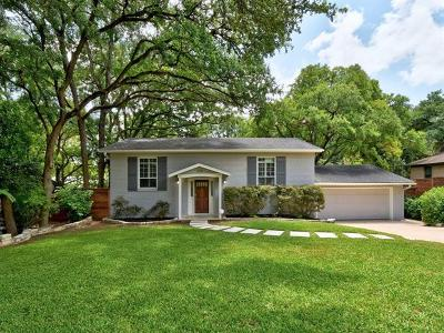 Austin Single Family Home Pending - Taking Backups: 2905 Oaklane Dr