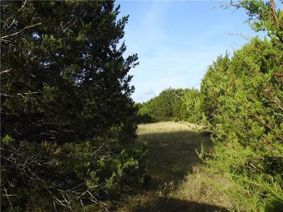 Liberty Hill Residential Lots & Land For Sale: TBD Lot 33 A Oak Bend Dr