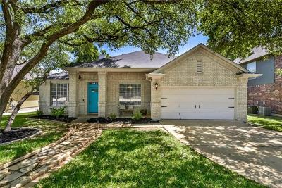 Cedar Park Single Family Home For Sale: 1400 Colby Ln