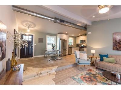 Austin Condo/Townhouse For Sale: 5704 Gloucester Ln #A