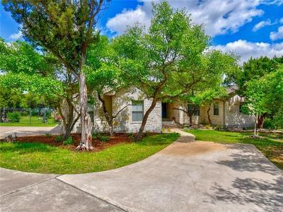 Dripping Springs Single Family Home Pending - Taking Backups: 2011 Hidden Hills Dr