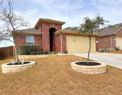 Buda Single Family Home For Sale: 471 Pond View Pass