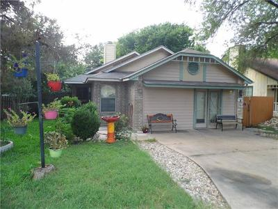 Austin Single Family Home For Sale: 12342 Tomanet Trl