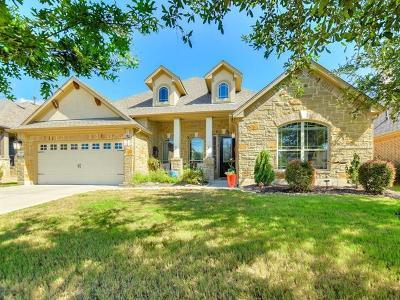 Austin Single Family Home For Sale: 13463 Mesa Verde Dr