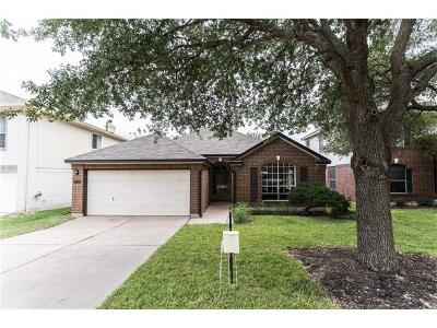 Travis County Single Family Home For Sale: 15401 Ozone Pl
