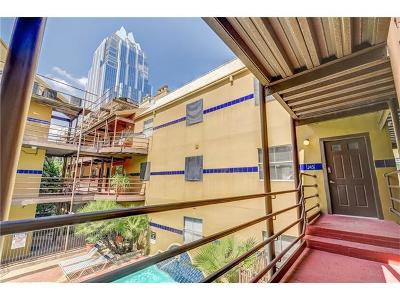 Travis County Condo/Townhouse For Sale: 201 4th St #245