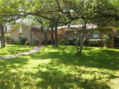 Single Family Home For Sale: 11104 Spicewood Pkwy