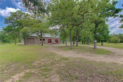 Bastrop Single Family Home Pending - Taking Backups: 116 Timber Ct