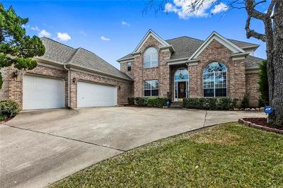Travis County, Williamson County Single Family Home Pending - Taking Backups: 10713 Bay Laurel Trl
