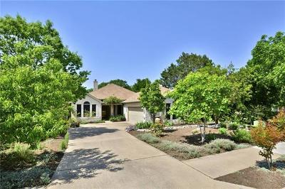 Round Rock Single Family Home For Sale: 1800 Johnson Way