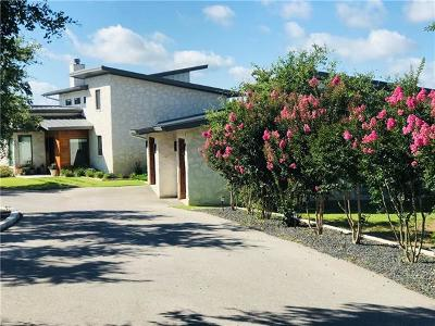 Dripping Springs Single Family Home For Sale: 501 Thomassen Ranch Rd