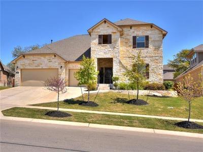 Georgetown Single Family Home For Sale: 1117 Winding Way Dr