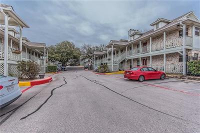 Round Rock Condo/Townhouse For Sale: 901 S Mays St #19