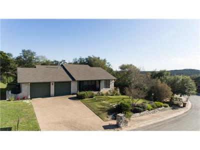 Austin Single Family Home For Sale: 1701 Mill Springs Dr