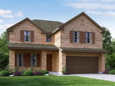 Hutto Single Family Home For Sale: 1010 Honey Locust Way