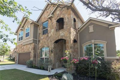 Round Rock Single Family Home For Sale: 3905 Cole Valley Ln