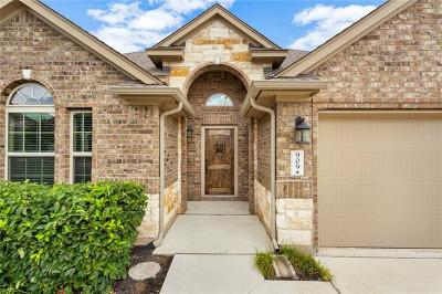 Leander Single Family Home For Sale: 909 Tabernash Dr