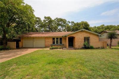 Travis County, Williamson County Single Family Home For Sale: 8007 Northforest Dr