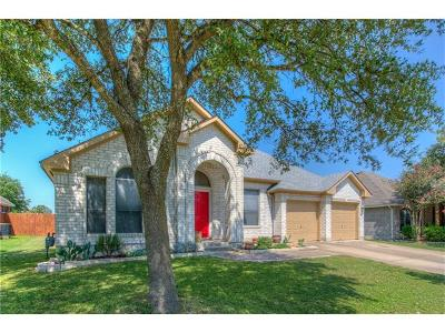 Pflugerville TX Single Family Home For Sale: $259,999