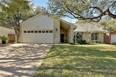 Austin Single Family Home For Sale: 4803 Misty Brook Cv