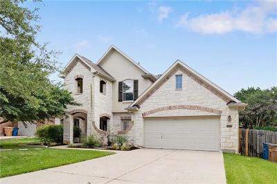 Austin Single Family Home Pending - Taking Backups: 11609 Coalwood Cv