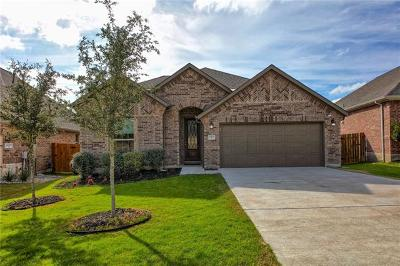 Lago Vista Single Family Home For Sale: 22213 Cross Timbers Bnd