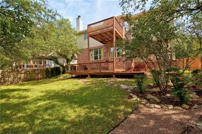 Austin Single Family Home For Sale: 2805 Grimes Ranch Rd