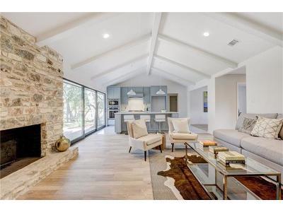 Austin Single Family Home Pending - Taking Backups: 8424 Adirondack Trl