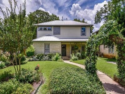 Travis County Single Family Home For Sale: 1915 W 37th St