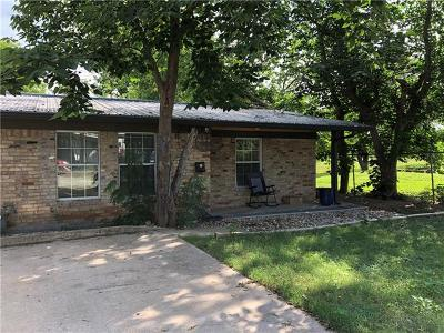 Austin Multi Family Home For Sale: 1312 E 52nd St
