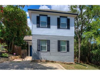 Austin Single Family Home For Sale: 3302 Hycreek Dr