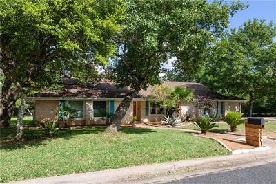Austin Single Family Home For Sale: 10601 Talleyran Dr