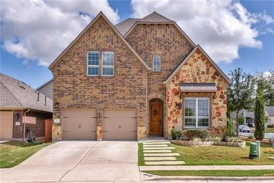 Travis County, Williamson County Single Family Home For Sale: 300 Jack Ryan Ln