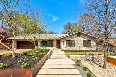 Austin Single Family Home Pending - Taking Backups: 2408 Loyola Ln