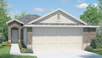 Pflugerville Single Family Home For Sale: 3400 Couch Dr