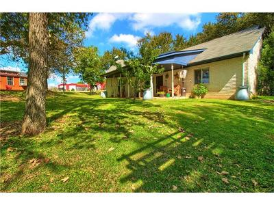 Bastrop County Single Family Home For Sale: 236 Monkey Rd