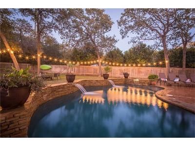 Cedar Park Single Family Home For Sale: 1401 Limestone Ln