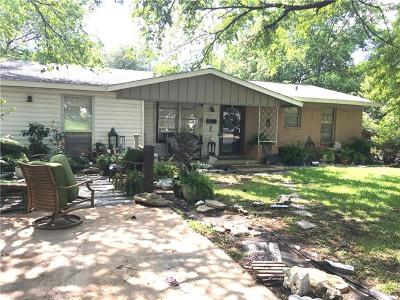 Austin Single Family Home For Sale: 4715 Clawson Rd