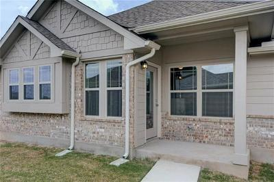 Bastrop Single Family Home For Sale: 119 Trailstone Dr