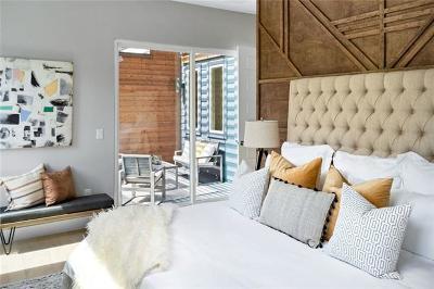 Austin Single Family Home For Sale: 710 Augusta Ave #B