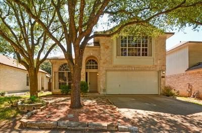 Hays County, Travis County, Williamson County Single Family Home Pending - Taking Backups: 9217 Notches Dr
