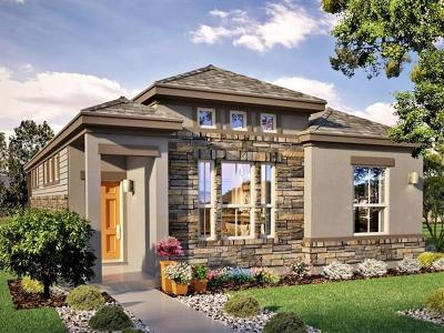 Round Rock Single Family Home For Sale: 2800 Joe Dimaggio Blvd #59