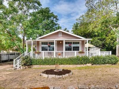 Jonestown Single Family Home Pending - Taking Backups: 10708 Laurel Ln