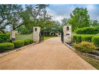 Austin Single Family Home For Sale: 2603 Pyramid Dr