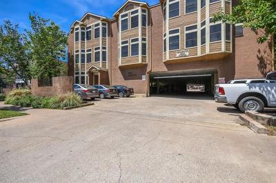 Condo/Townhouse Pending - Taking Backups: 2802 Nueces St #307