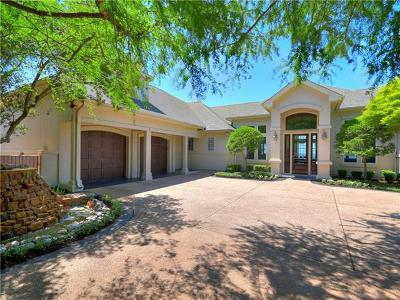Austin Single Family Home For Sale: 4815 River Place Blvd
