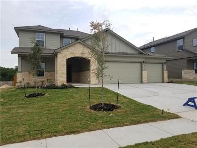 Pflugerville Single Family Home For Sale: 1309 Maier Dr