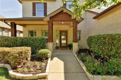 Leander Single Family Home For Sale: 312 Nogales Ln